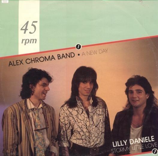 Alex Chroma Band