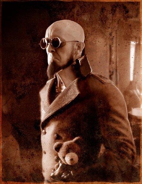 Dr. Steel
