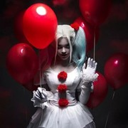 Pennywise Girl on My World.