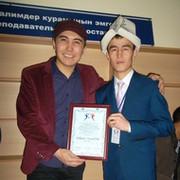 Эламан Матанов on My World.