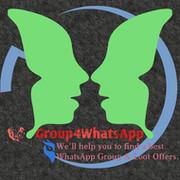 WhatsApp Group-Links on My World.