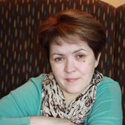 Natalia Anichkina on My World.